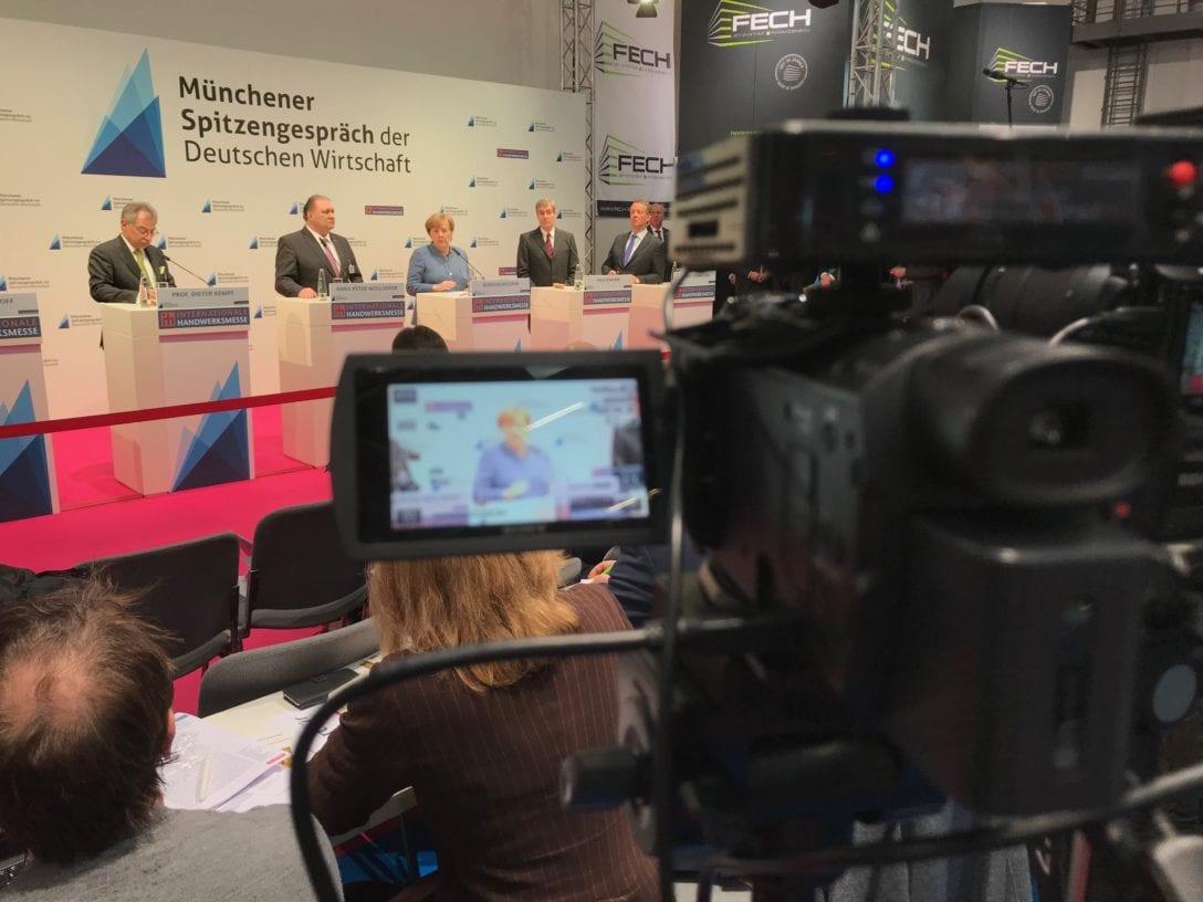 Livestream Messe München