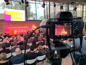 Livestream Techniker für Veranstaltungen