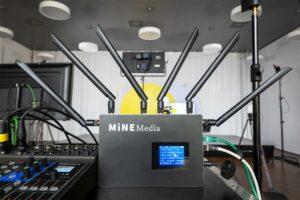 Mine Media M4